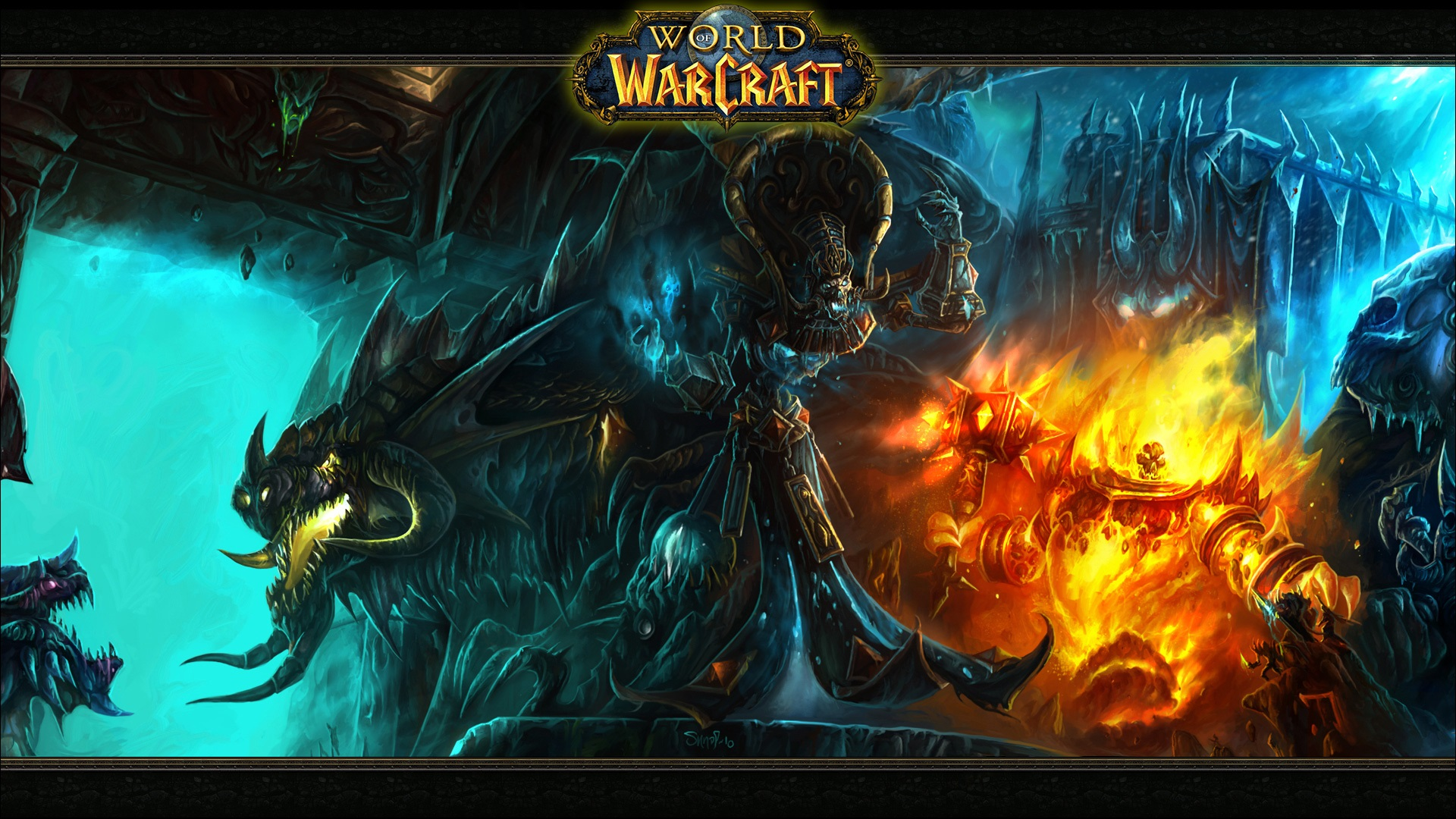 Index Of World Of Warcraftwow Hd Wallpaper Pack 1 Frozen Throneir